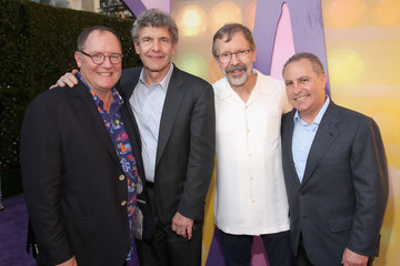 Ed Catmull Los Angeles Premiere and Party F=for Disney-Pixar's 'Inside Out'