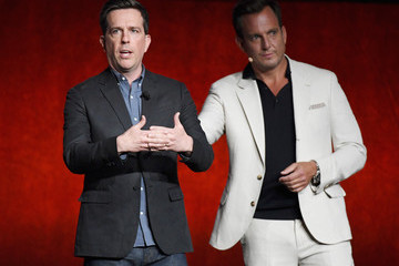 Ed Helms CinemaCon 2018 - Warner Bros. Pictures Invites You To 'The Big Picture', an Exclusive Presentation Of Our Upcoming Slate