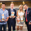 Ed Henry Nick Lachey Visits 'Fox & Friends'