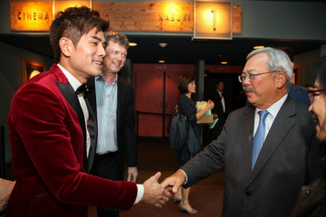 Ed Lee Philip Ng 'Birth of the Dragon' Special Screening With San Francisco Chinese Hospital