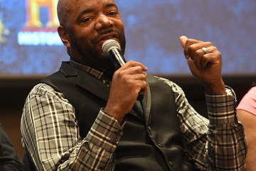Ed Lover HISTORY's 'Roots' Screening With Cast Member Tip 'T.I.' Harris and Executive Producer Will Packer