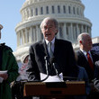 Ed Markey Democratic Senators Hold News Conf. In Support Of Net Neutrality Day Of Action