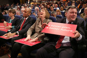 Harriet Harman and Ed Balls Photos Photo