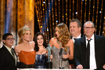 Ed O'Neill Eric Stonestreet 20th Annual Screen Actors Guild Awards Show