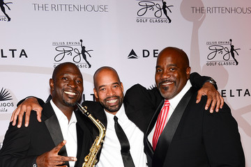 Ed Perkins The Erving 'Black Tie' Ball, Red Carpet & Pairings Party