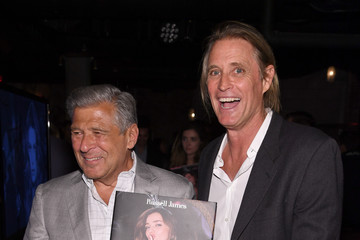 Ed Razek Russell James And Ed Razek Host U.S. Book Launch Of 'Backstage Secrets By Russell James'