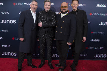Ed Robertson The 2018 JUNO Awards - Arrivals