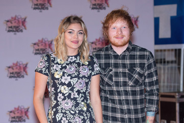 Ed Sheeran 17th NRJ Music Awards - Red Carpet Arrivals at Palais Des Festivals In Cannes