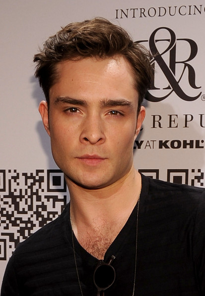 ... in this photo ed westwick ed westwick at hammerstein ballroom on Ed Westwick