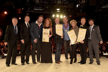 Ed Williams BMI 2014 Country Awards - Show