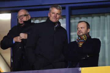 Ed Woodward Shrewsbury Town v Manchester United - The Emirates FA Cup Fifth Round
