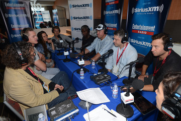Eddie Cahill SiriusXM's Entertainment Weekly Radio Channel Broadcasts From Comic-Con 2014