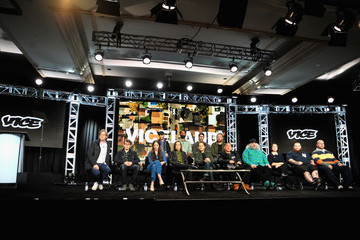Eddie Huang A+E Networks 2016 Winter TCA