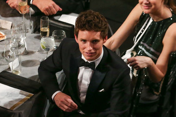 Eddie Redmayne The 22nd Annual Screen Actors Guild Awards - Show