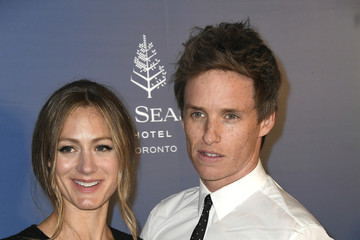 Eddie Redmayne HFPA/THR TIFF PARTY - Arrivals