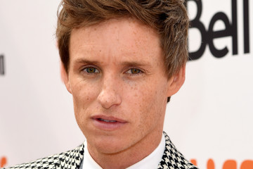 Eddie Redmayne 2019 Toronto International Film Festival - 'The Aeronauts' Premiere - Red Carpet