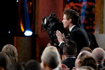 Eddie Redmayne 21st Annual Screen Actors Guild Awards - Show