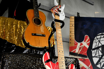 Eddie Van Halen Julien's Auctions Presents Icons And Idols: Rock 'N' Roll