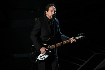 Eddie Vedder 90th Annual Academy Awards - Show