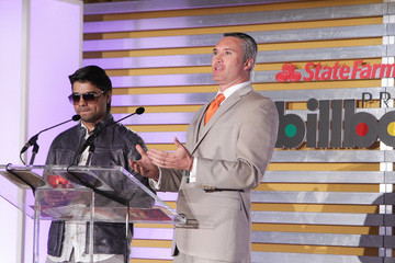 Edgardo del Villar Billboard Latin Finalists Nominations Press Conference