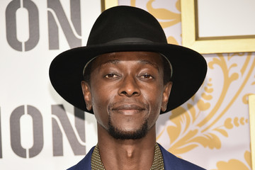 Edi Gathegi 2018 Roc Nation Pre-Grammy Brunch