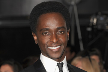 Edi Gathegi The Red Carpet at the 'Breaking Dawn' Premiere