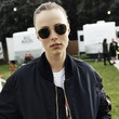 Edie Campbell Ray-Ban Rooms at Barclaycard Presents British Summer Time Hyde Park