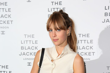 Edie Campbell Chanel: The Little Black Jacket - Private View