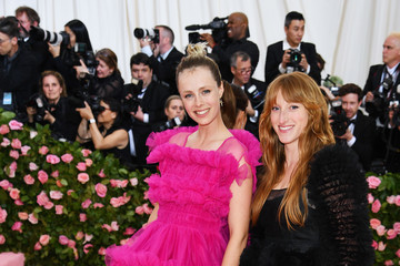 Edie Campbell The 2019 Met Gala Celebrating Camp: Notes on Fashion - Lookbook