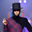 Edie Campbell Marc Jacobs Fall 2018 Show