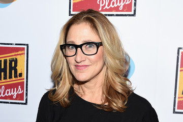 Edie Falco Urban Arts Partnership at the 15th Annual the 24 Hour Plays On Broadway - After Party