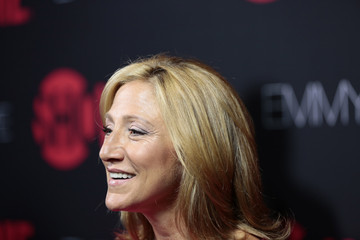 Edie Falco Arrivals at the Showtime Emmy Eve Soiree