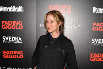 "Edie Falco The Cinema Society And Women's Health Host A Screening Of Millennium Entertainment's ""Fading Gigolo""- Arrivals"
