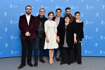Edin Avdagic Koja 'Death in Sarajevo' Photo Call - 66th Berlinale International Film Festival