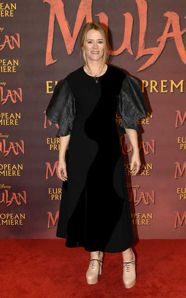 "European Premiere Of Disney's ""MULAN"""