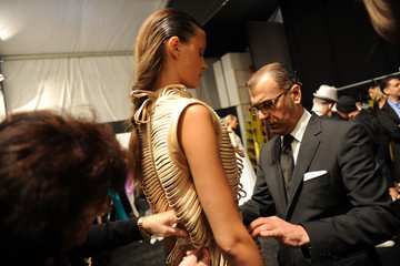 Georges Chakra Edition by Georges Chakra - Backstage - Spring 2011 MBFW