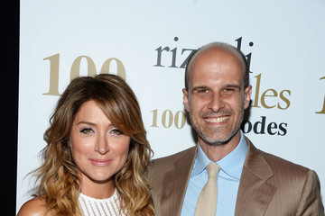 Edoardo Ponti 100 Episode Celebration of TNT's 'Rizzoli and Isles' - Arrivals