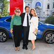 Edouard Weil Lexus at The 78th Venice Film Festival - Day 6