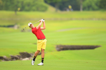 Eduard Rousaud Sabate Toyota Junior Golf World Cup - Final Round