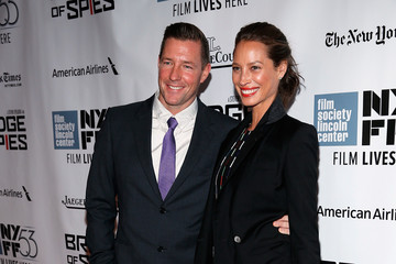 Edward Burns 53rd New York Film Festival - 'Bridge of Spies' - Arrivals