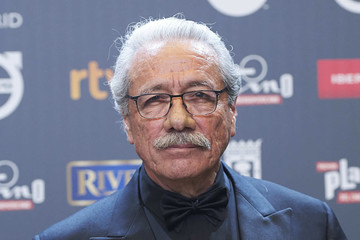 Edward James Olmos Winners Photocall - Platino Awards 2017