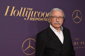 Edward James Olmos The Hollywood Reporter Nominees Night Party presented by Mercedes-Benz USA - Arrivals