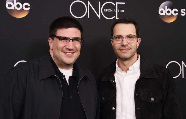 Stars Attend The 'Once Upon A Time' Series Finale Screening
