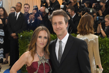 Edward Norton 'Rei Kawakubo/Comme des Garcons: Art of the In-Between' Costume Institute Gala