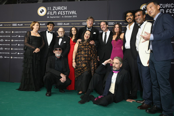 'The Man Who Knew Infinity' Premiere And Opening Ceremony - Zurich Film Festival 2015