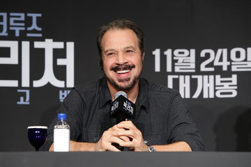 Edward Zwick 'Jack Reacher: Never Go Back' Press Conference and Photocall In Seoul