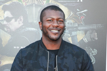 Edwin Hodge Premiere Of Columbia Pictures' 'Sicario: Day Of The Soldado' - Arrivals