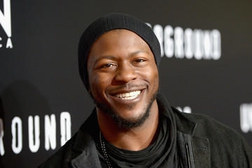 Edwin Hodge WGN America's 'Underground' Season Two Premiere Screening