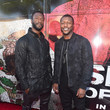 Edwin Hodge Premiere Of Columbia Pictures' 'Sicario: Day Of The Soldado' - Red Carpet