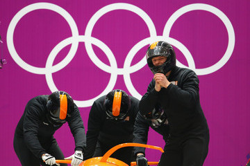 Edwin Van Calker Around the Olympic Games: Day 14